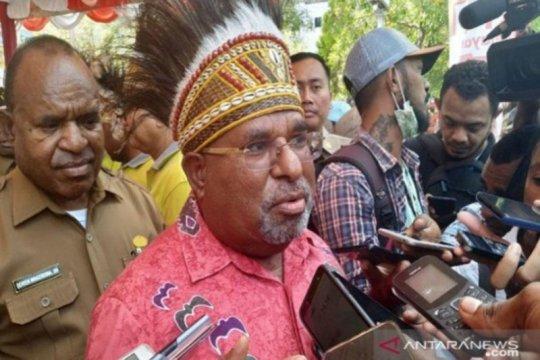 Gubernur:  Segera dibangun permukiman sementara korban rusuh Wamena