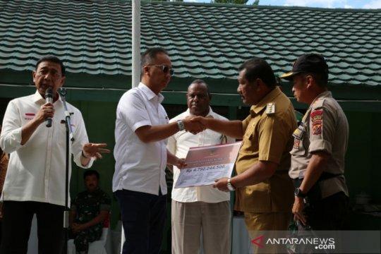 Kementerian Sosial akan memfasilitasi pengungsi kembali ke Wamena