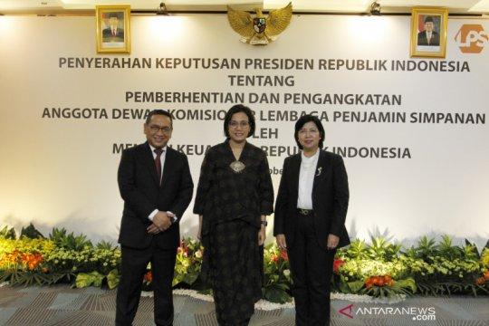 Jokowi tunjuk Didik Madiyono jadi Dewan Komisioner LPS gantikan Destry