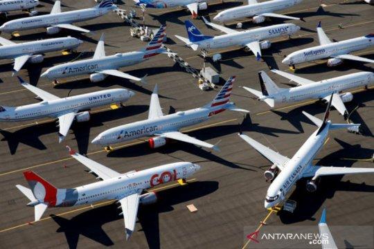Badan federal AS perintahkan Boeing perbaiki sistem listrik 737 MAX
