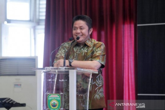 Tekad Herman Deru, perbaikan jalan di Sumatera Selatan rampung 2020