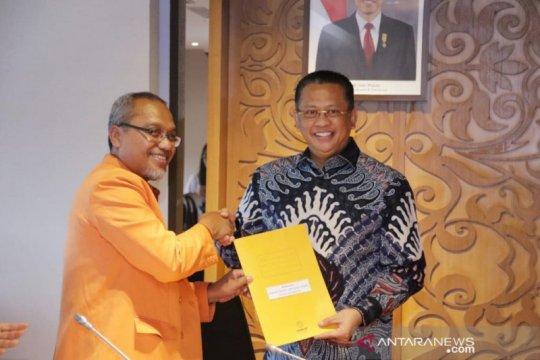Bamsoet berharap DPR dan Pemerintah segera bahas kembali RUU KUHP
