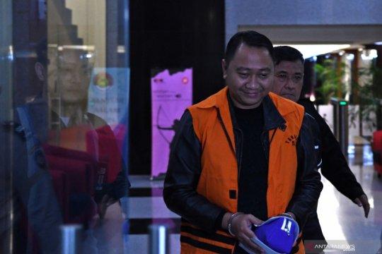 Bupati Lampung Utara terjaring OTT oleh KPK