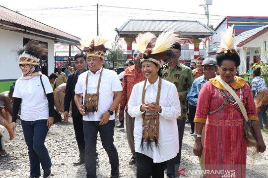 Menteri Rini luncurkan IndiHome Digital Learning di Papua