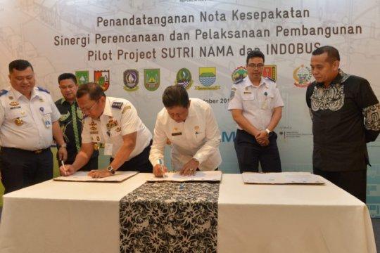 Kemenhub bangun pilot project SUTRI NAMA dan INDOBUS di Batam