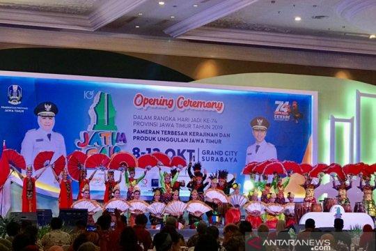 Gubernur harapkan Jatim Fair memotivasi UMKM tembus pasar ekspor