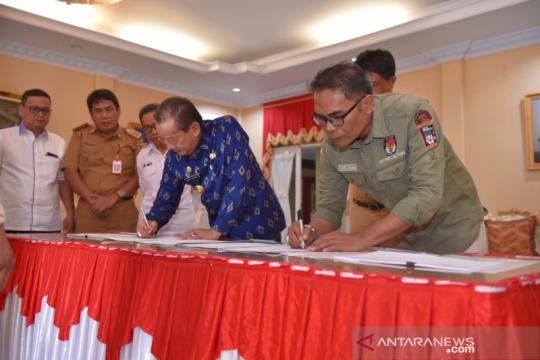 KPU Sulteng konsultasikan dana Rp158 miliar ke Kementerian Keuangan