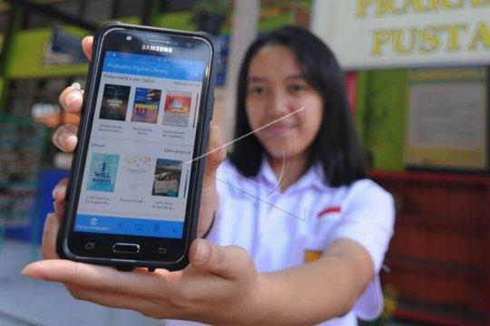 Aplikasi perpustakaan digital Page 1 Small