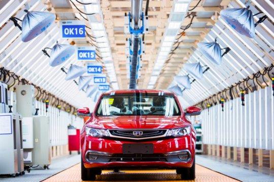 Geely-Volvo gabungkan dapur produksi mesin untuk Proton dan Lynk