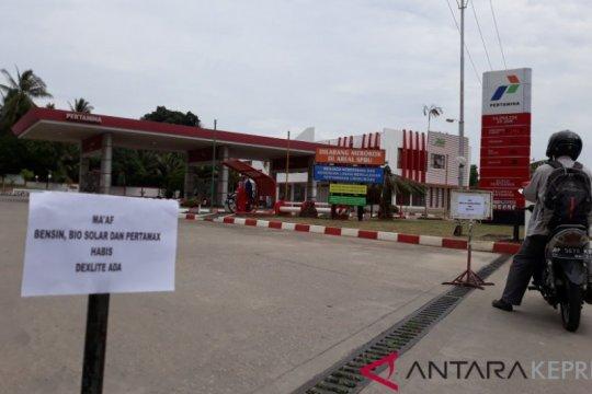Distribusi biosolar bersubsidi di Riau kembali normal