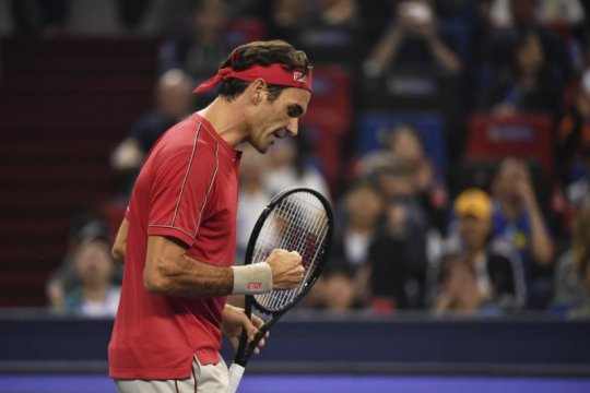 Federer antusias hadapi Djokovic Kamis malam