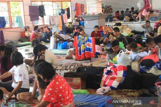 Pelni gratiskan keberangkatan 1.400 pengungsi Wamena ke Makassar