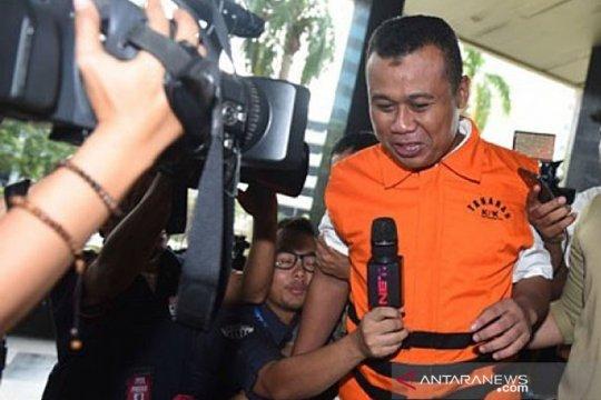 Konstruksi perkara mantan pejabat Pemkab Subang tersangka gratifikasi