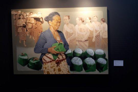 """Pameran """"Wajah Indonesia"""" tampilkan ragam ekspresi manusia Indonesia"""