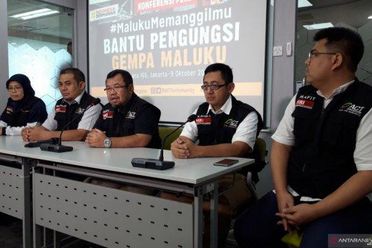 ACT bantu 100 ton logistik korban gempa Maluku
