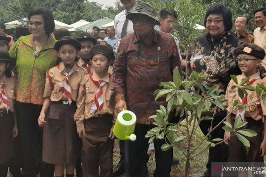 Menteri LHK sebut BPDLH bisa biayai investasi kehutanan rakyat