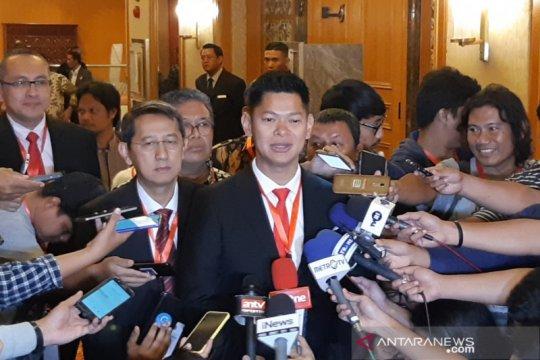 Raja Sapta bertekad bawa Indonesia jadi tuan rumah Olimpiade 2032