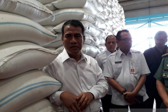 Mentan paparkan kemajuan pertanian Indonesia