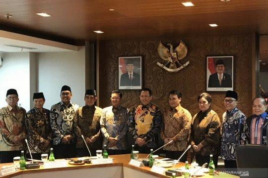 MPR usulkan pelantikan Jokowi-Ma'ruf pukul 14.00 WIB