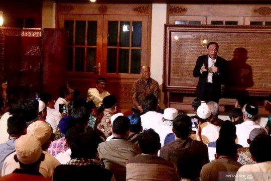 Anwar Ibrahim teladani cara BJ Habibie jaga kerukunan keluarga