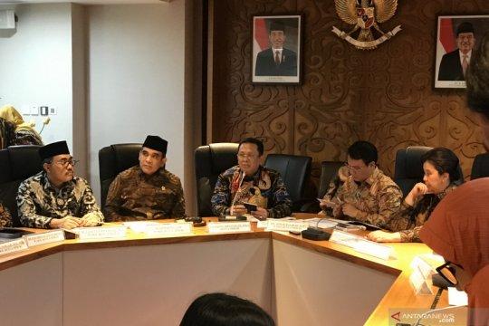 Pimpinan MPR agendakan kunjungi mantan presiden sebelum pelantikan