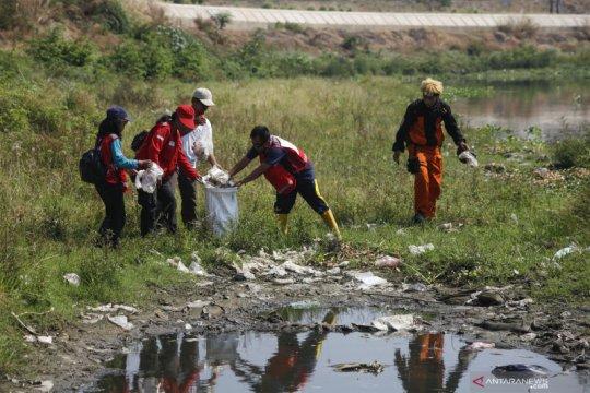 Jateng turunkan tim atasi pencemaran Sungai Bengawan Solo