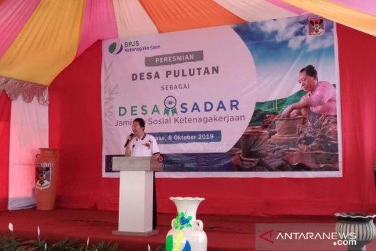BPJS-TK targetkan 198 Desa Sadar Jaminan Sosial Ketenagakerjaan 2019