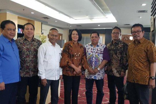 Persiapan HPN 2020, pengurus PWI bertemu Kemenkominfo