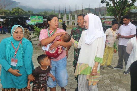 Pemkab Trenggalek jemput pengungsi Wamena asal Trenggalek di Papua