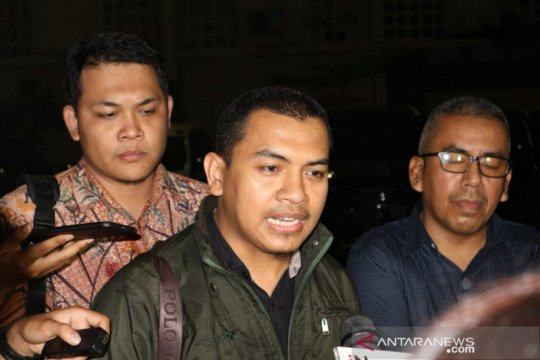 Munarman dicecar 18 pertanyaan oleh penyidik terkait kasus Ninoy