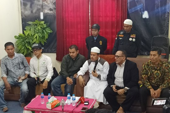 Alumni 212 bantah terlibat penganiayaan Ninoy Karundeng