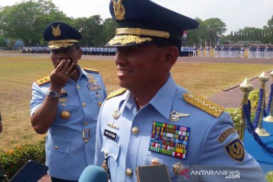 KSAU siapkan pengamanan udara saat pelantikan presiden