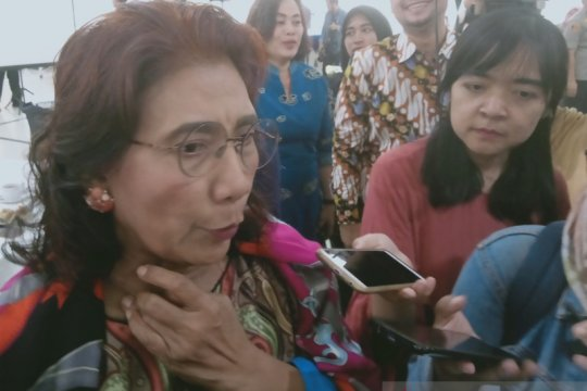 Menteri Susi berharap Perpres 44 dipertahankan jaga kekayaan laut