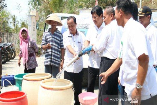 ASN Kulon Progo bantu 170 tangki air bersih ke wilayah kekeringan
