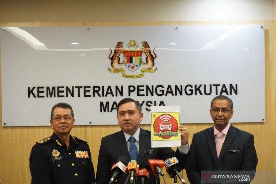 "Malaysia terapkan aturan ""e-hailing"" per 12 Oktober"