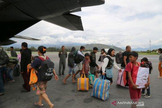 Polri: 106 warga yang sempat mengungsi telah kembali ke Wamena