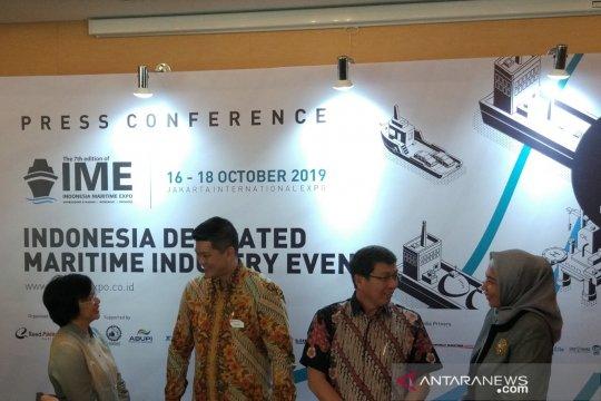 Pameran IME promosikan peluang industri maritim di Indonesia