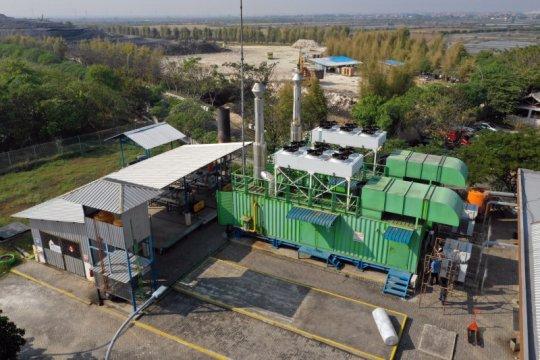 Dua TPS di Surabaya hasilkan energi listrik