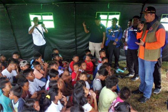 148.619 orang masih mengungsi akibat gempa di Maluku