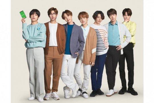 BTS jadi duta merek Tokopedia