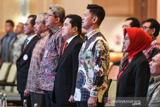 KOI baru punya tugas loloskan Indonesia jadi tuan rumah Olimpiade 2032