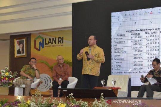 Gubernur Babel sebut Indonesia penghasil lada terbesar dunia