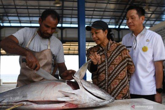 Menteri BUMN kunjungi SKPT Morotai