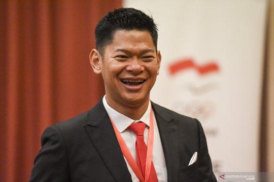 Raja Sapta Oktohari Ketua Umum KOI