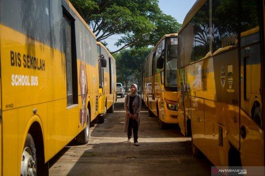 Rencana alih fungsi bus sekolah