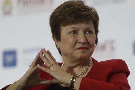 Ketua IMF: Perang perdagangan pangkas PDB global 700 miliar dolar AS