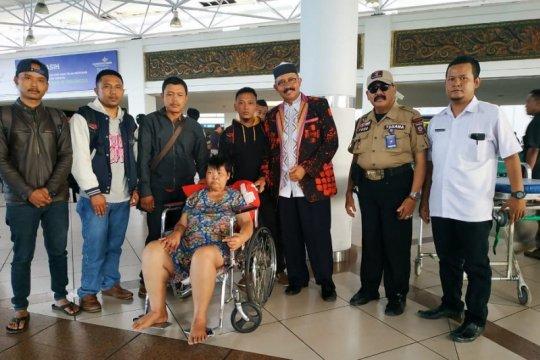 Pemkab Blitar dampingi pengungsi Wamena pulihkan psikologis