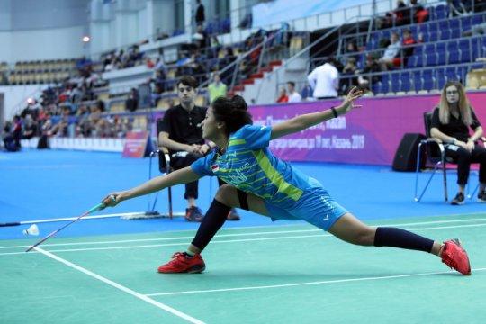 Dua tunggal putri melaju ke perempat final WJC 2019