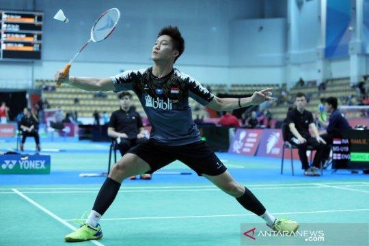 Yonathan maju ke perempat final kejuaraan dunia junior