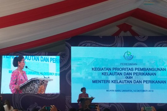 Susi Pudjiastuti ingin politeknik kelautan wujudkan Industri 4.0